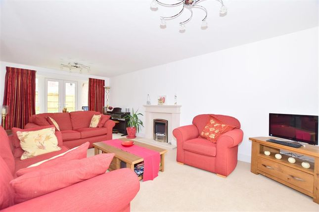 Thumbnail Detached house for sale in Martindales, Southwater, Horsham, West Sussex