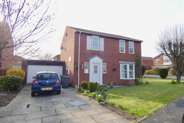 Thumbnail Detached house for sale in Eden Close, York