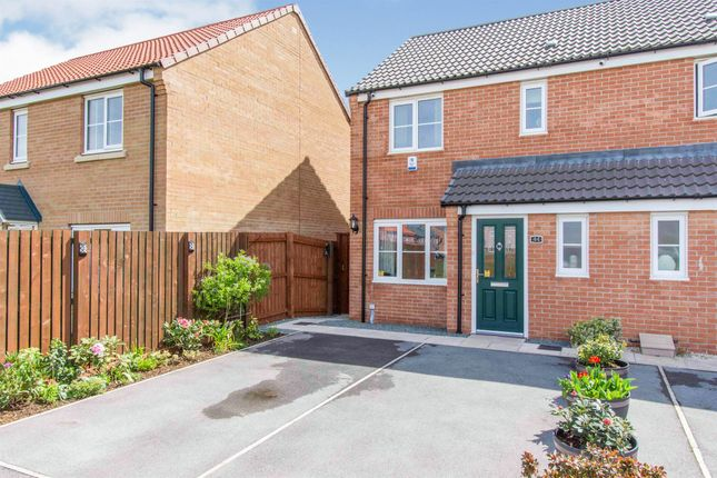 3 bed semi-detached house for sale in Mirabelle Way, Harworth, Doncaster DN11