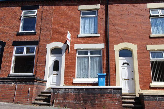 Thumbnail Terraced house to rent in Hurst Street, Chadderton, Oldham