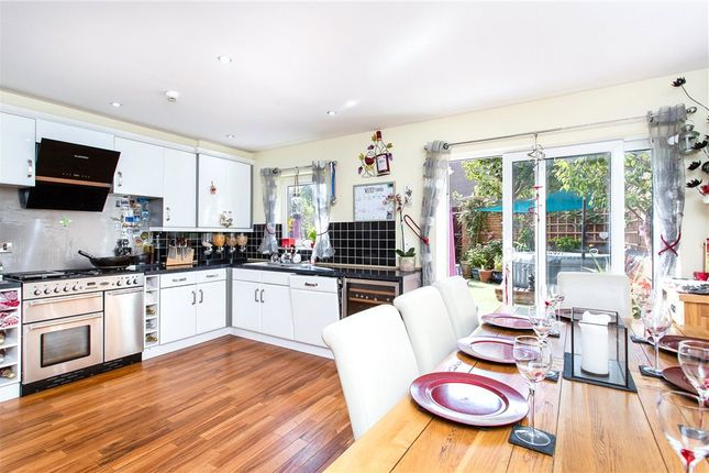 Thumbnail Detached house for sale in Perseus Terrace, Gunwharf Quays, Portsmouth
