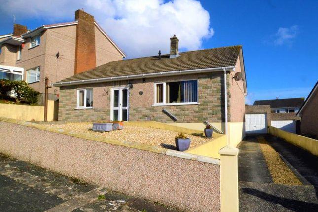 Thumbnail Detached bungalow for sale in Bearsdown Road, Plymouth, Devon