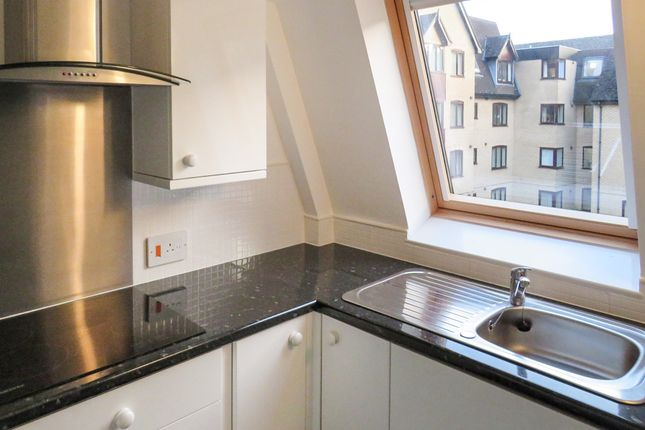 Flat for sale in Recorder Road, Norwich