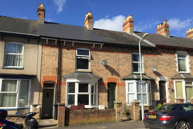 Thumbnail Terraced house to rent in William Street, Taunton