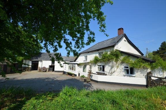 Thumbnail Detached house for sale in Rackenford, Tiverton