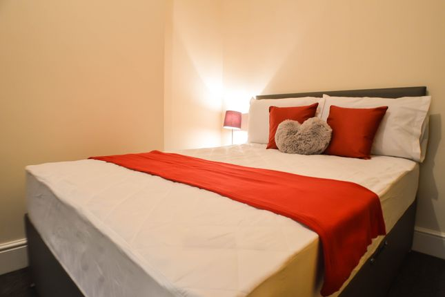 Thumbnail Shared accommodation to rent in London Road, Alvaston, Derby