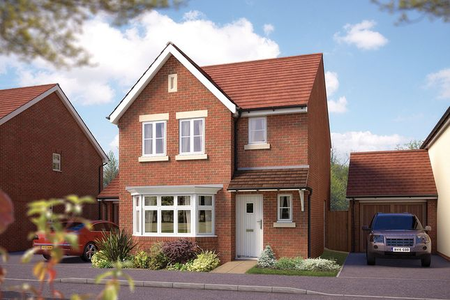 """Thumbnail Detached house for sale in """"The Epsom"""" at Mayfield Way, Cranbrook, Exeter"""