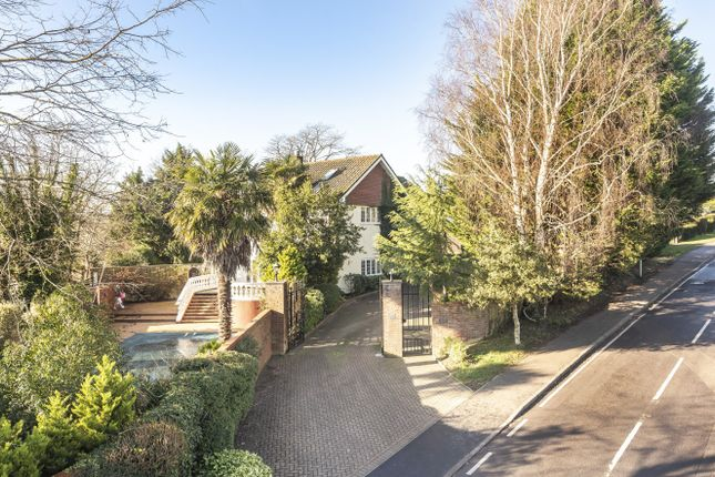 Thumbnail Detached house for sale in Bowes Hill, Rowland's Castle
