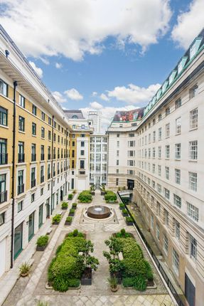 Communal Garden of South Block, County Hall Apartments, 1B Belvedere Road, Waterloo, London SE1
