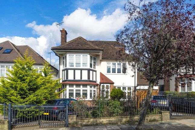 Thumbnail Detached house for sale in Woodward Avenue, Hendon, London