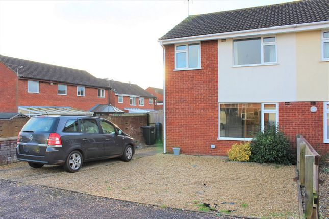 Thumbnail Detached house to rent in Gill Crescent, Taunton