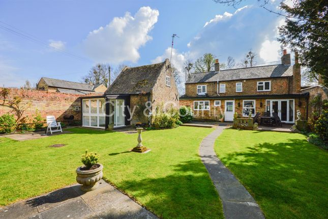 Thumbnail Detached house for sale in The Causeway, Thorney, Peterborough