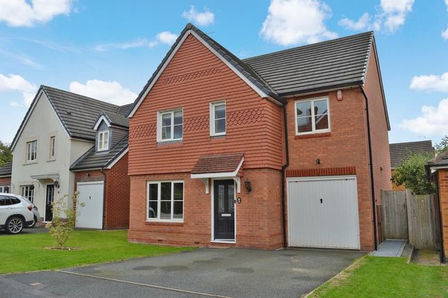 Thumbnail Detached house for sale in Lytham Green, Muxton, Telford, Shropshire.