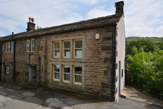 Thumbnail Cottage for sale in Water Street, Hinchliffe Mill, Holmfirth