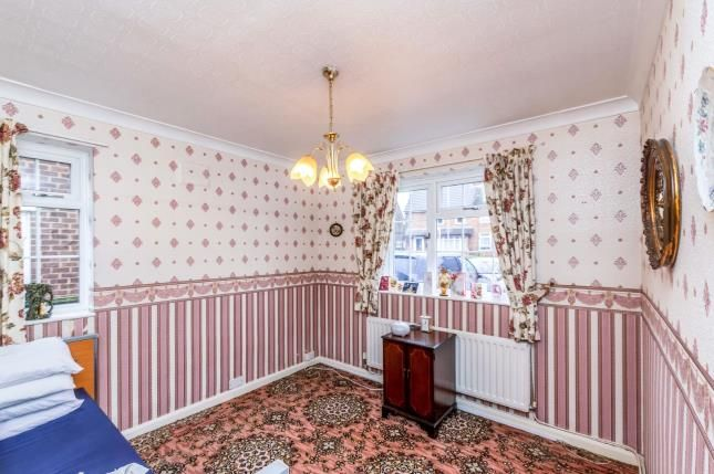 Dining Room of Morris Avenue, Walsall, West Midlands WS2
