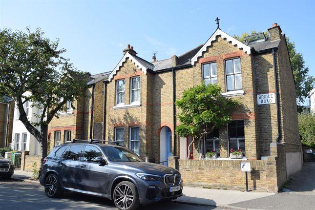 Thumbnail Semi-detached house for sale in Bridge Road, St Margarets, Twickenham