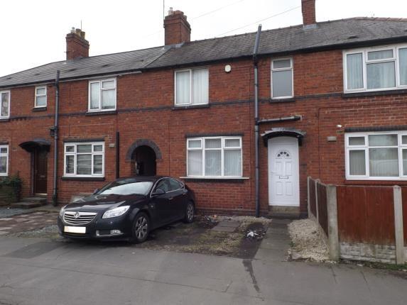 Front of Britannia Road, Rowley Regis, Sandwell, West Midlands B65