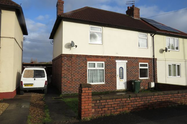 Thumbnail Semi-detached house for sale in Barnsley Road, Dodworth, Barnsley
