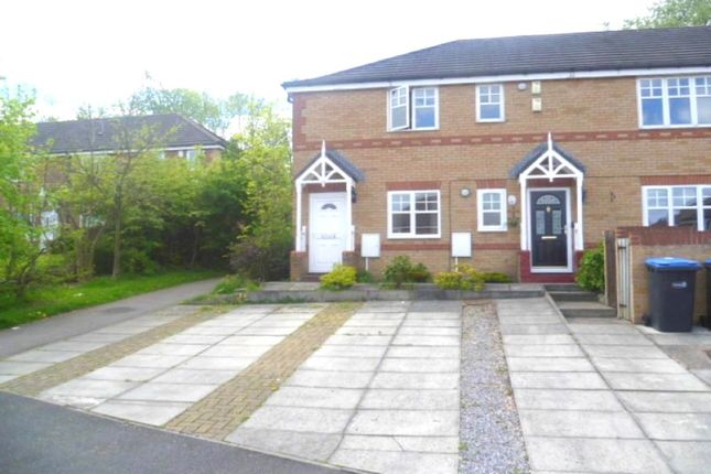Thumbnail Flat to rent in Bede Court, Chester Le Street