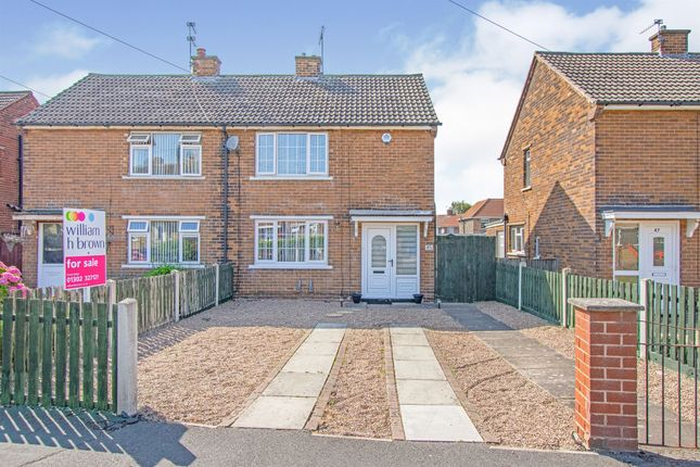 Semi-detached house for sale in Woodlea Grove, Armthorpe, Doncaster