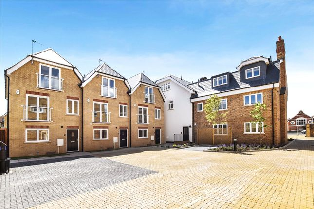 Thumbnail End terrace house for sale in Postal Close, Bourne Road, Bexley