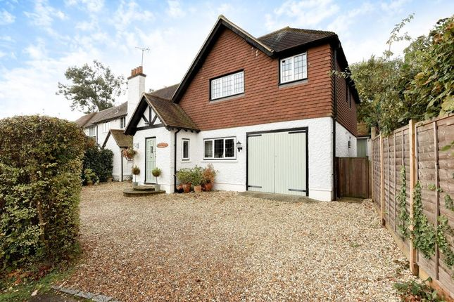 Thumbnail Cottage for sale in Priory Road, Sunningdale