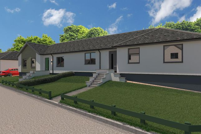Thumbnail Semi-detached bungalow for sale in Airlie View, Alyth, Blairgowrie