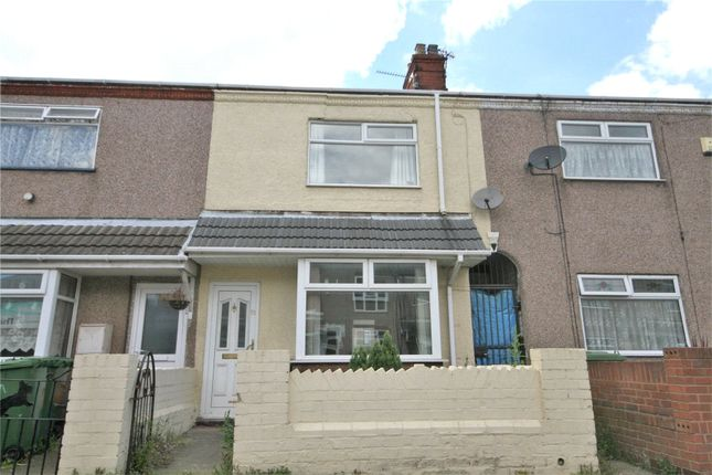 3 bed terraced house for sale in Barcroft Street, Cleethorpes DN35