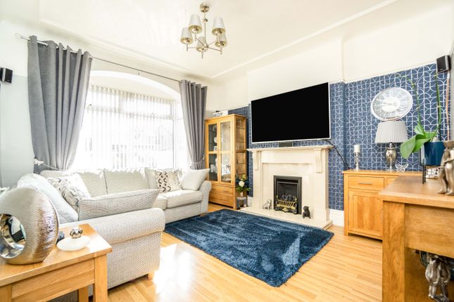 Thumbnail Semi-detached house for sale in Rosslyn Drive, Moreton, Wirral