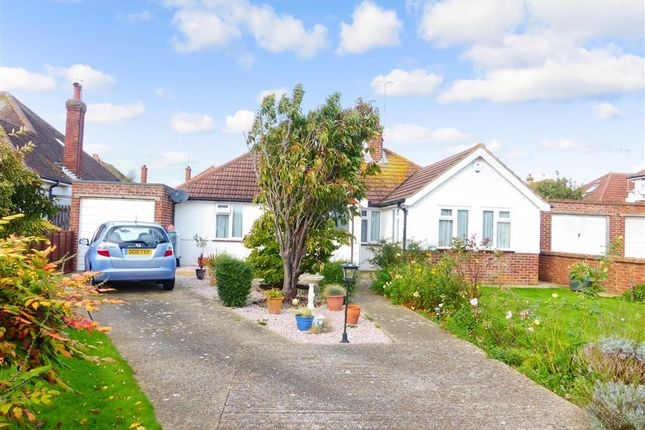 Thumbnail Detached bungalow for sale in Harvey Road, Goring-By-Sea, Worthing, West Sussex