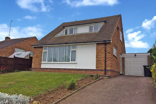 Thumbnail Detached house to rent in Valley Road, Loughborough