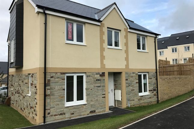"""Thumbnail Detached house for sale in """"The Chedworth"""" at Fordh Talgarrek, Truro"""