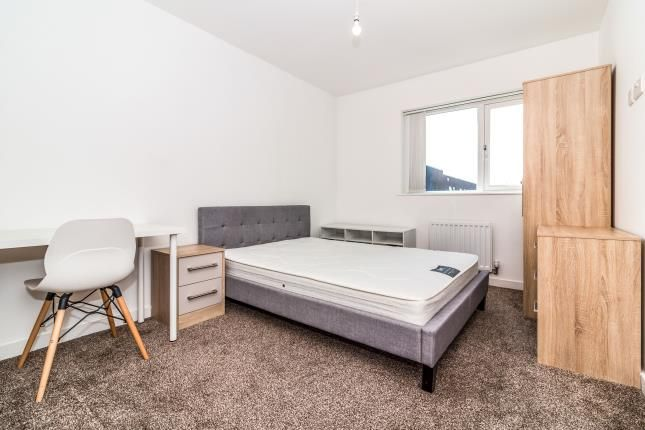 Bedroom of Anvil Place, Hulme, Manchester, Greater Manchester M15