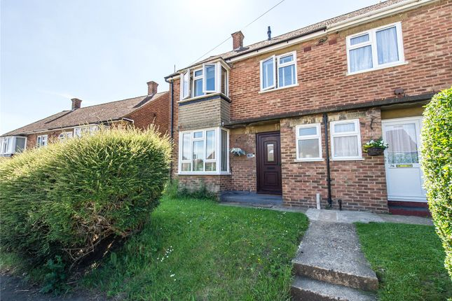 Thumbnail Semi-detached house for sale in Columbine Road, Rochester