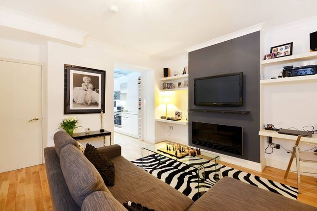 Thumbnail Flat to rent in Alderney Street, Pimlico