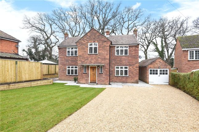 Thumbnail Detached house for sale in Southwoods, Yeovil, Somerset