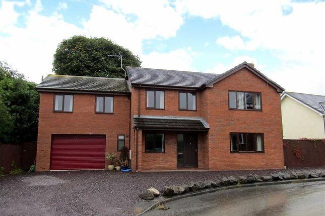 Thumbnail Detached house for sale in Llys Merllyn, Bagillt, Flintshire