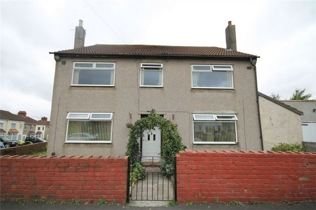 Thumbnail Detached house to rent in Kingsway Avenue, Kingswood, Bristol