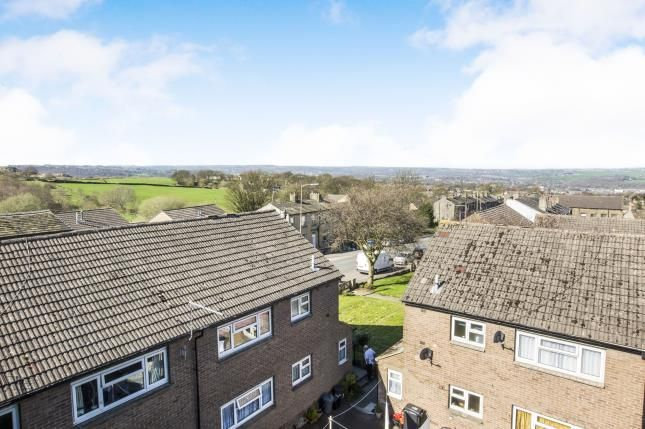 Rear Views of Fixby View Yard, Clough Lane, Brighouse, West Yorkshire HD6
