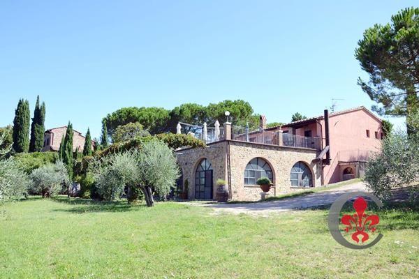 Farm for sale in Loc. Madonna Delle Grazie, Città Della Pieve, Perugia, Umbria, Italy
