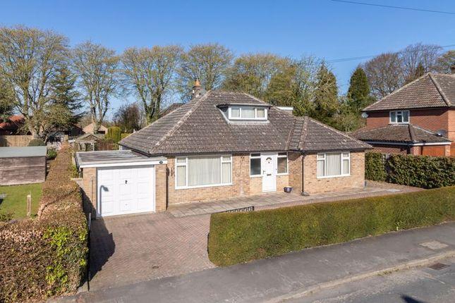 3 bed detached bungalow for sale in Castle Howard Drive, Malton YO17