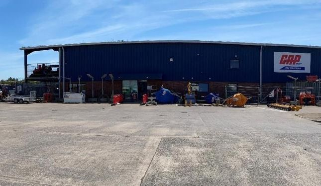 Thumbnail Industrial for sale in Pacific Business Park, Pacific Road, Cardiff