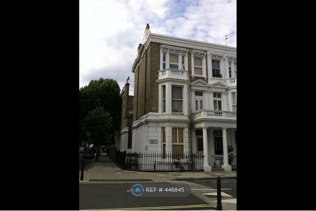 Thumbnail Flat to rent in Perham Road, London