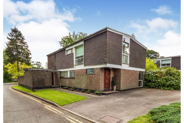 Detached house for sale in Clare Avenue, Wokingham, Berkshire