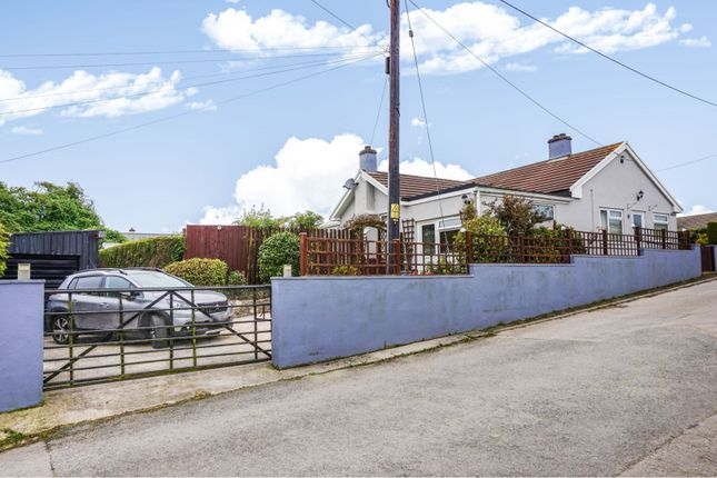 Thumbnail Detached bungalow for sale in Tresparrett, Camelford