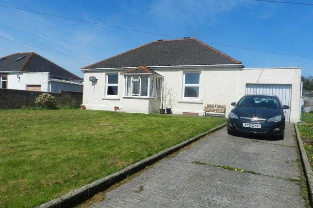 Thumbnail Bungalow to rent in Castle View, Haverfordwest, Pembrokeshire
