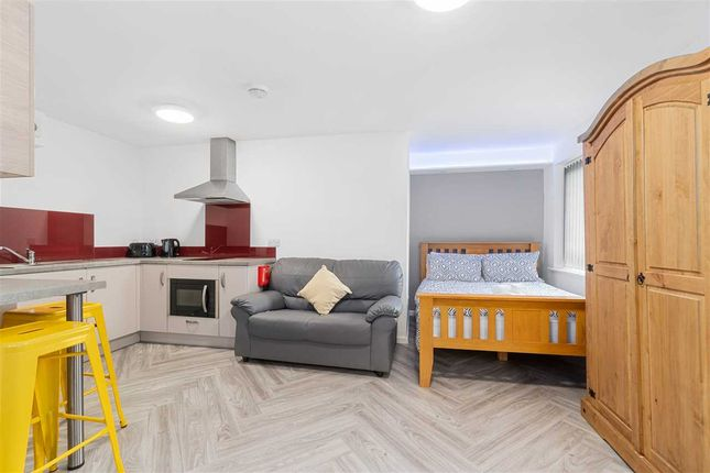 Thumbnail Flat to rent in Emmanuel House, Studio 4, 179 North Road West, Plymouth