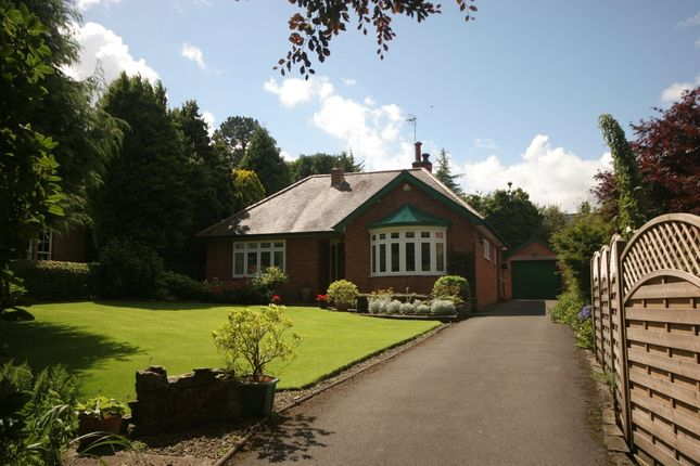 Thumbnail Detached bungalow for sale in Manor Road, Harrogate