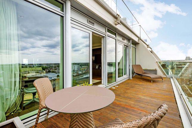 Balcony (2) of Ascensis Tower, Juniper Drive, Battersea Reach, Battersea Reach, London Sw118 SW18