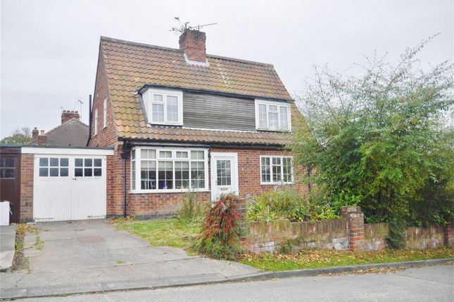 Thumbnail Terraced house for sale in Welland Rise, Carr Lane, York